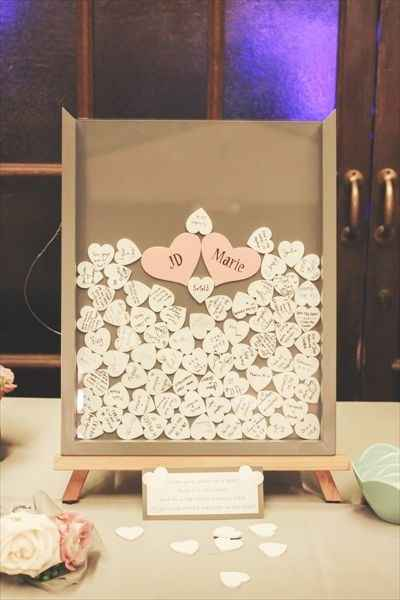 idee guestbook