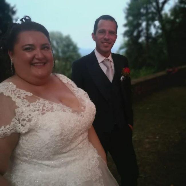 Ce l'abbiamo fatta!!!  23/7/21 ci siamo sposati 5