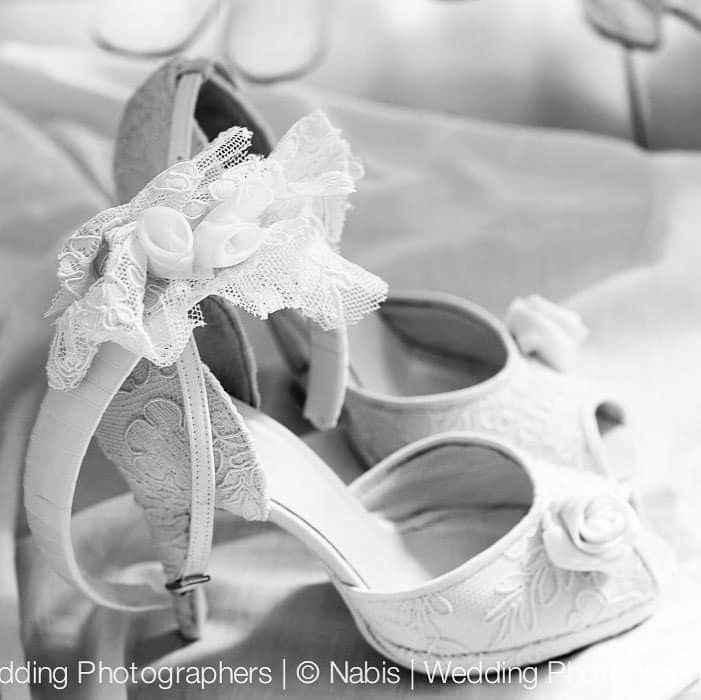 Quanto vi sono costate le scarpe da sposa? - 1