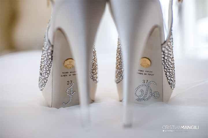 Spose che scarpe abbiamo indossato - 1
