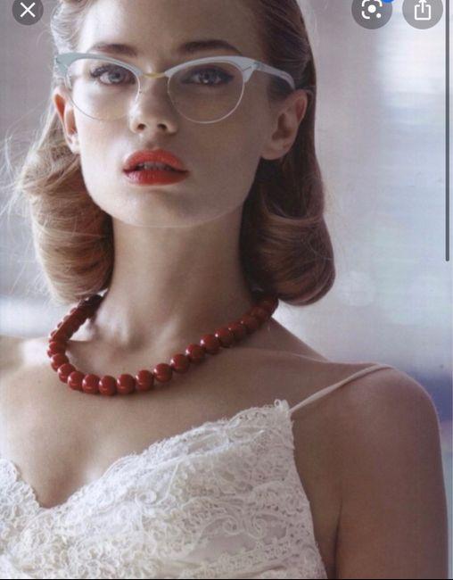Help spose con occhiali 17