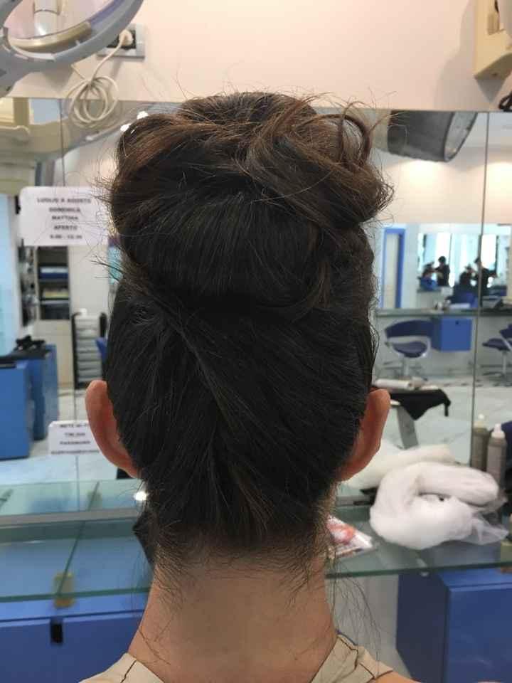 Prova capelli - 2