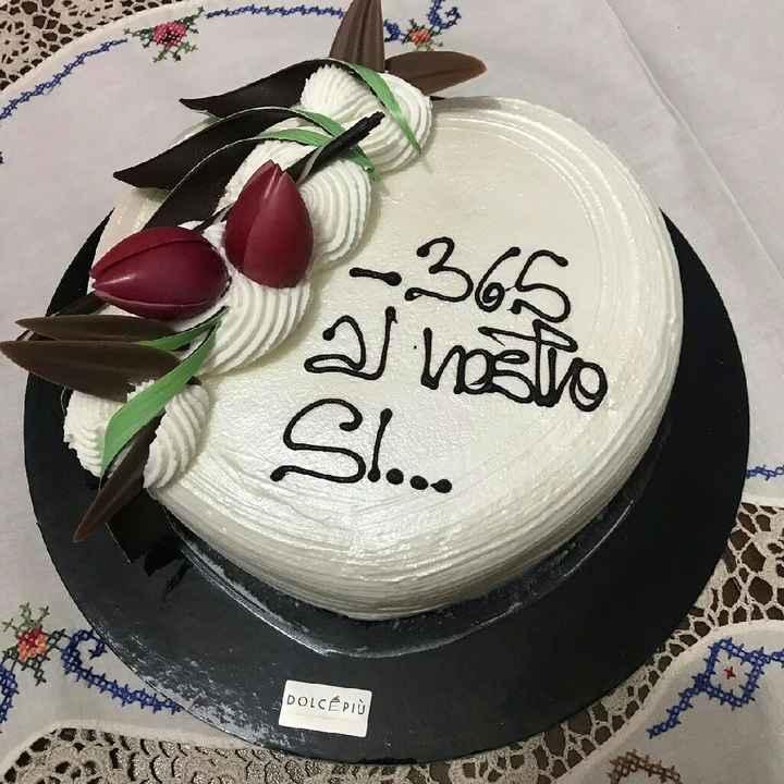 -365, la nostra torta - 1