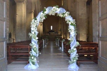 Addobbi floreali organizzazione matrimonio forum - Addobbi floreali casa sposa ...