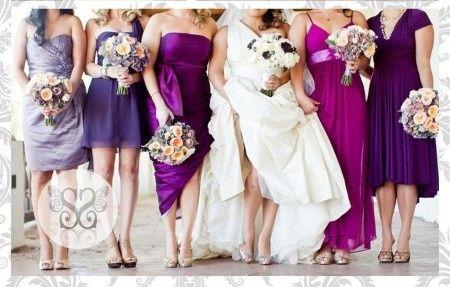 6a391ee774c4 Damigelle uguali o diverse  - Cerimonia nuziale - Forum Matrimonio.com