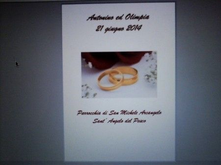 Frasi Offertorio Matrimonio.Bozza Del Libretto Messa Fai Da Te Forum Matrimonio Com