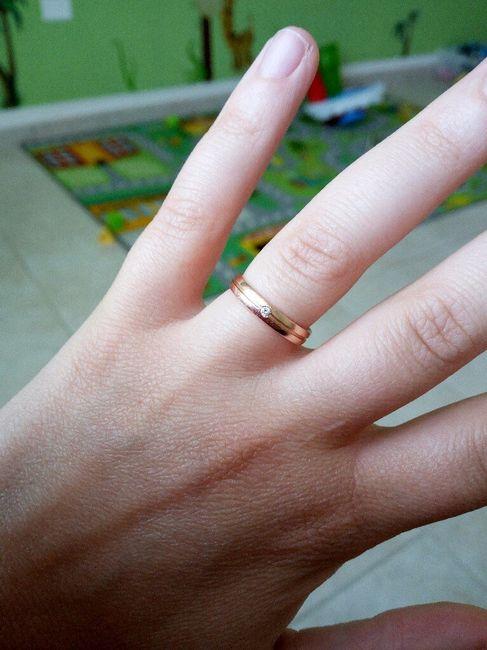 Conosciuto Fede oro rosa - Prima delle nozze - Forum Matrimonio.com JV59