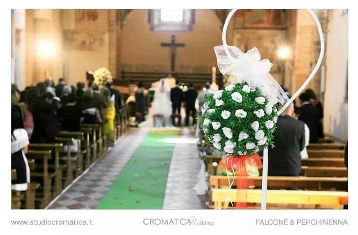 Tappeto bianco o rosso in chiesa'?? - 3