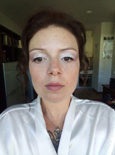 Make up naturale 3