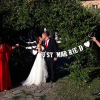 Just married! - 2