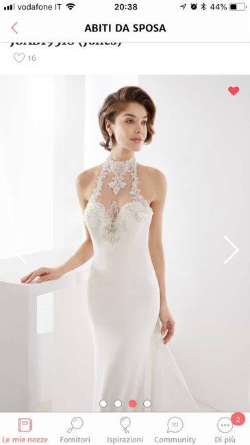 4eb963a53c9c Abito Nicole 2019 - Moda nozze - Forum Matrimonio.com