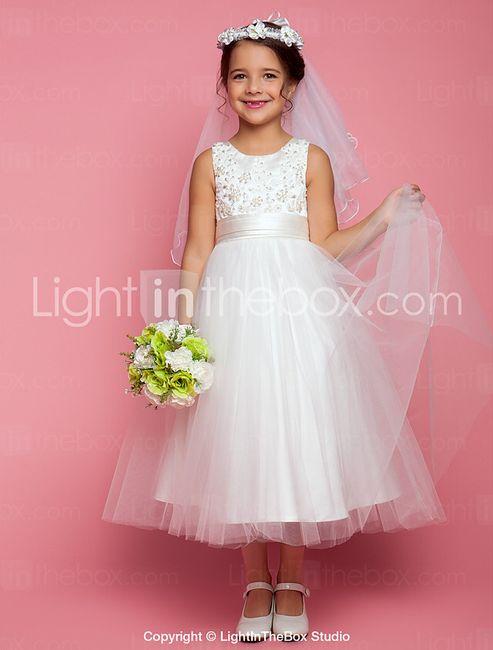 65cbd27e4950 Abito damigella bambina on-line - Moda nozze - Forum Matrimonio.com