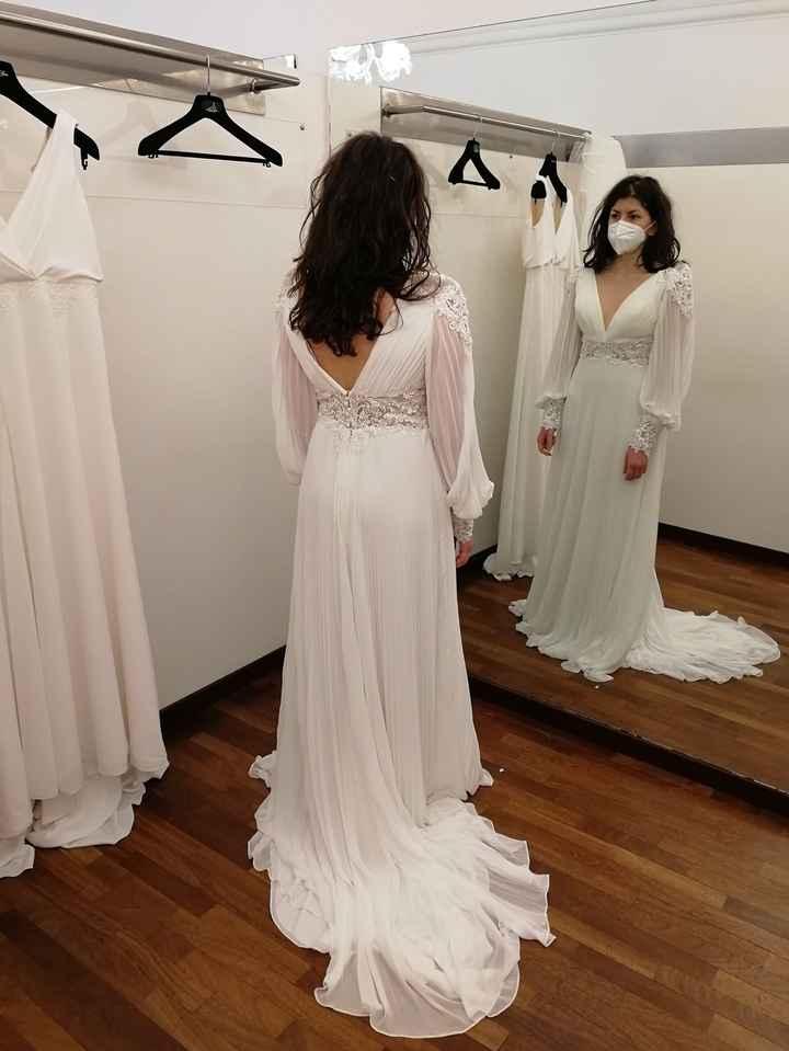 Qual è l'abito che avreste voluto indossare come seconda opzione? 6