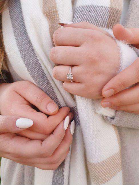 Anelli al rapporto brides 💍 8