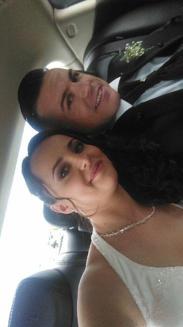 Il primo Selfie da sposati!! 😜❤️📷💒 3