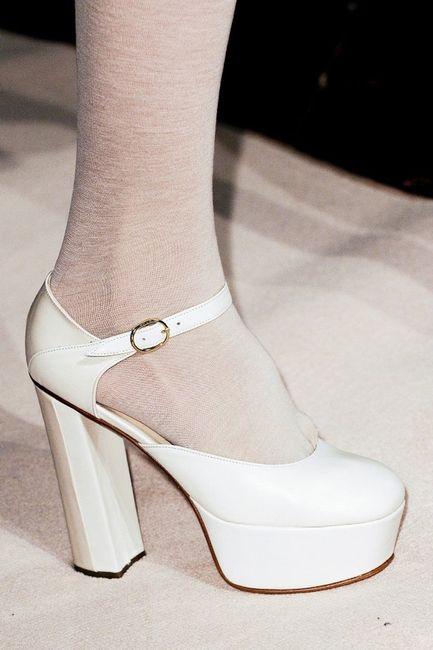 Scarpe Matrimonio Sposa Comode.Sos Scarpe Comode Ma Alte Moda Nozze Forum Matrimonio Com
