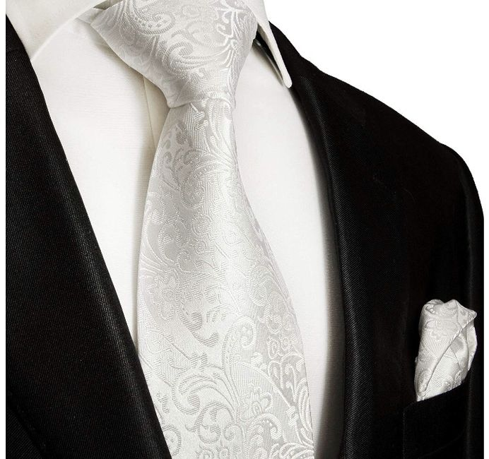 Fabio Farini Cravatta uomo 6 cm classica fatta a mano per il lavoro rosso