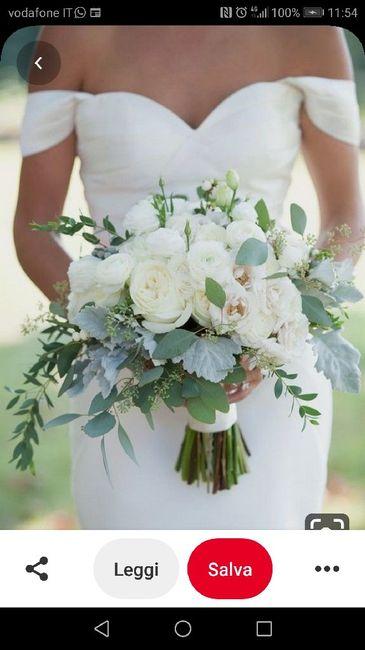Bouquet sposa! Come sarà il vostro? Postate foto 11