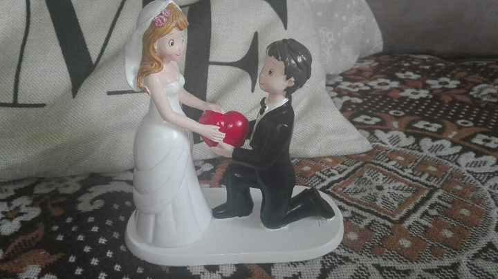 Il nostro cake topper *-* - 1