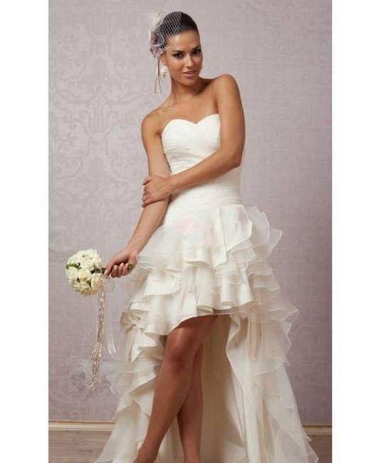 de34eb7b5fd3 Vestito da sposa seconde nozze - Pagina 5 - Organizzazione ...