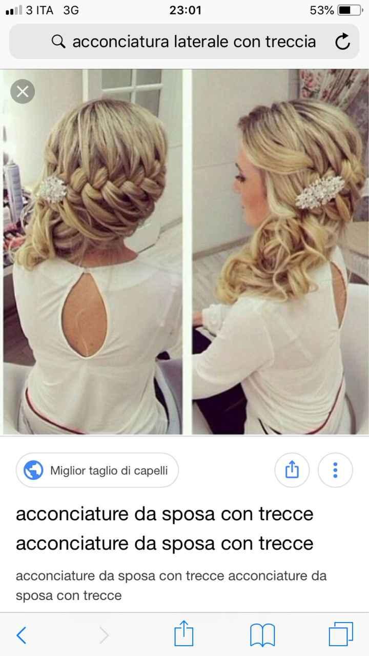 Prima prova capelli - 1