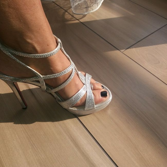 Consiglio scarpe matrimonio luglio 😊 2