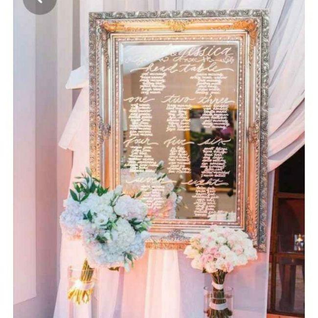 Tableau de mariage 😁 10