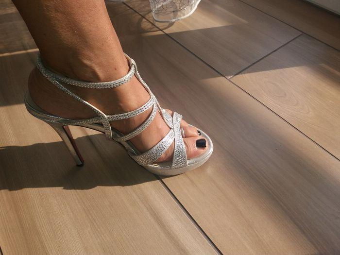 La scelta della scarpe 😍 4