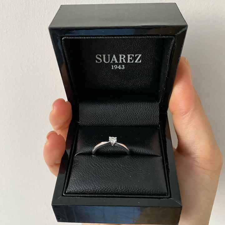 I vostri anelli di fidanzamento: vogliamo vederli! 11