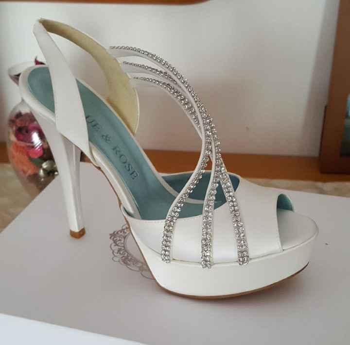 Foto scarpe sposa - 1