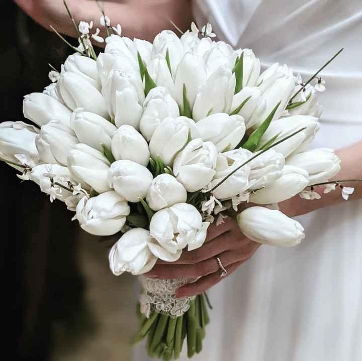 Bouquet di tulipani a Settembre - 1