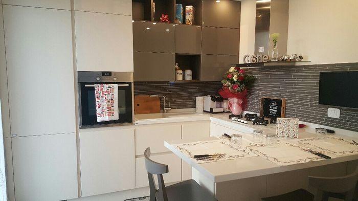 Cucina arredata vivere insieme forum for Cucine arredate