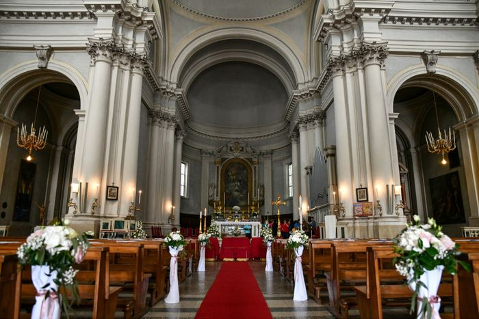 Addobbo Chiesa 1