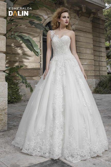 a6d3a0617da5 Abiti da sposa dalin prezzi – Abiti alla moda