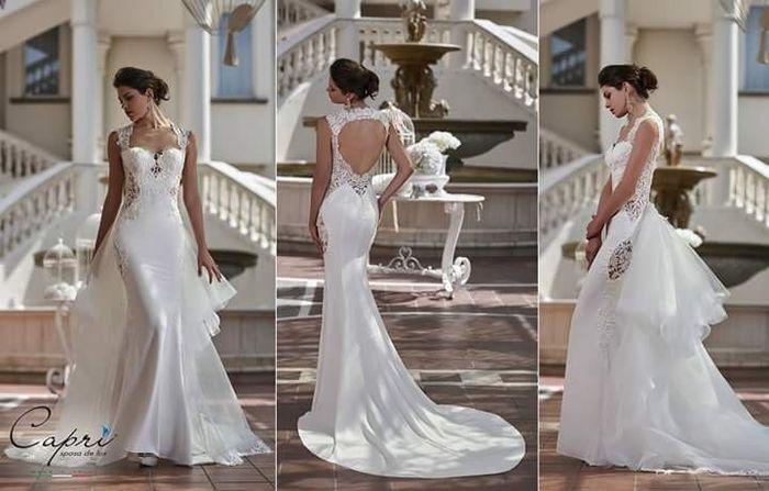2d826c39636d Capri sposa 2017 - Moda nozze - Forum Matrimonio.com