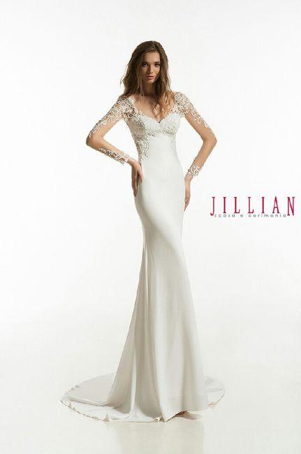 Jillian sposa 2018 Moda nozze Forum