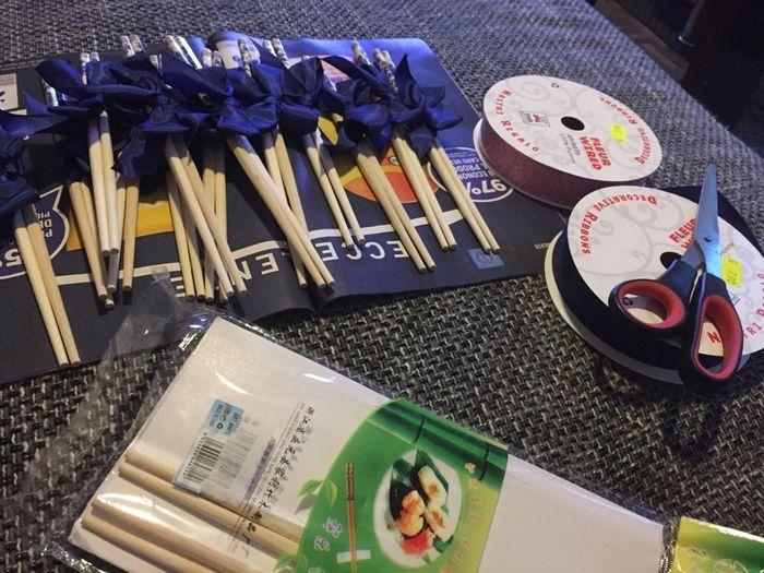 Segnaposto Matrimonio Giapponese.Segnaposti Tema Giappone Work In Progress Ricevimento Di