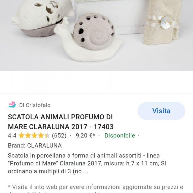 Scelta bomboniera ❤️ - 1