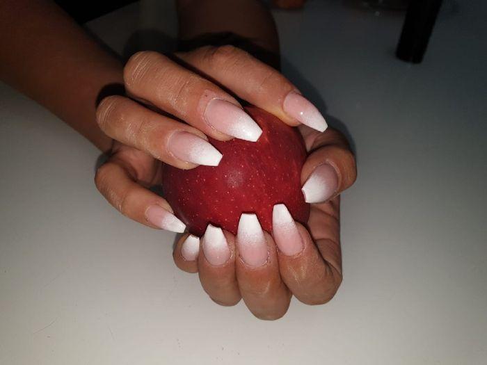 Manicure sposa 5