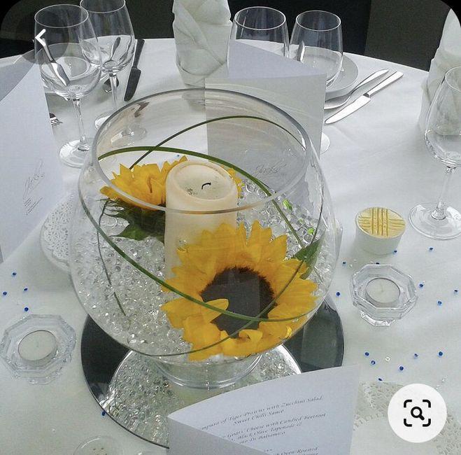 Addobbi tavoli 5