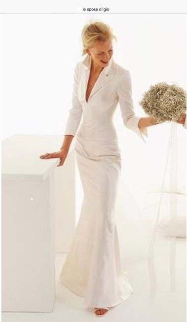 Come scegliere l'abito da sposa per il rito civile 7