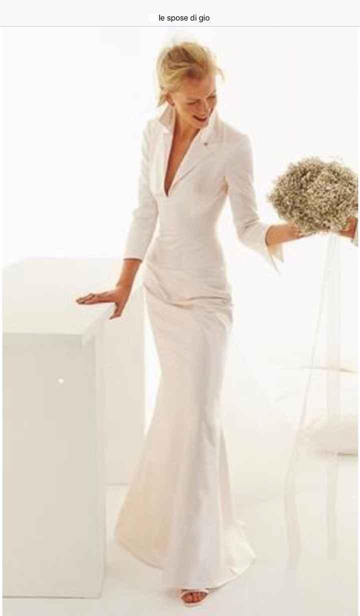 Come scegliere l'abito da sposa per il rito civile - 1