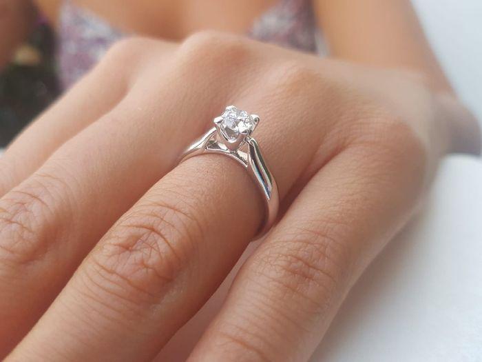 Anelli di fidanzamento 8
