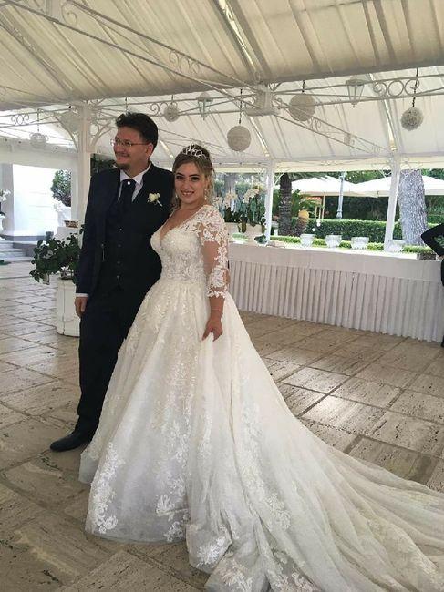 Finalmente sposi 😍😍😍 5