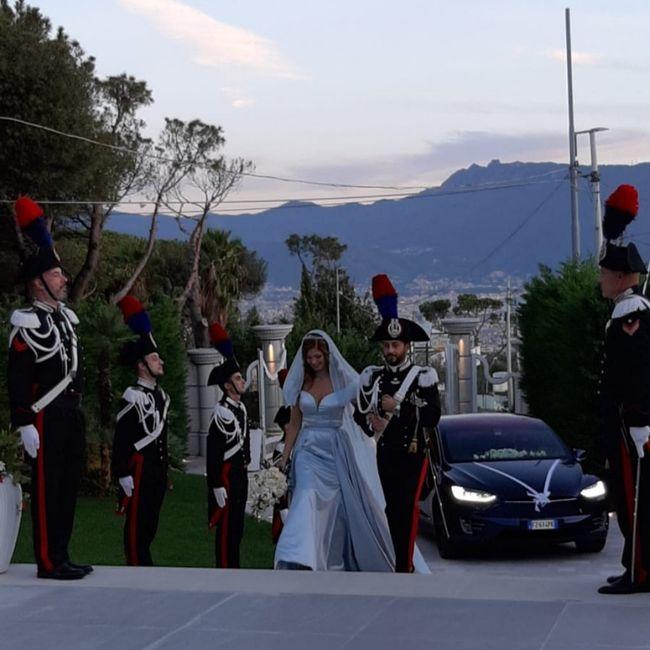 Nozze in divisa: in quanti state organizzando un matrimonio militare? 2
