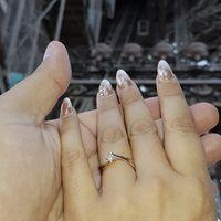 Anello di fidanzamento -foto - 1