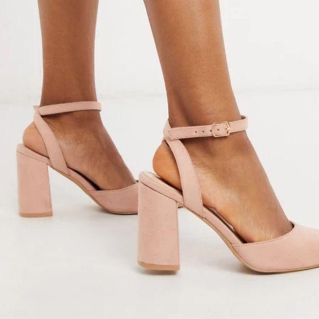 Scelta scarpe sposa 1