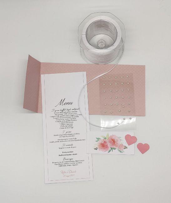 Un esempio di menu romantico 2