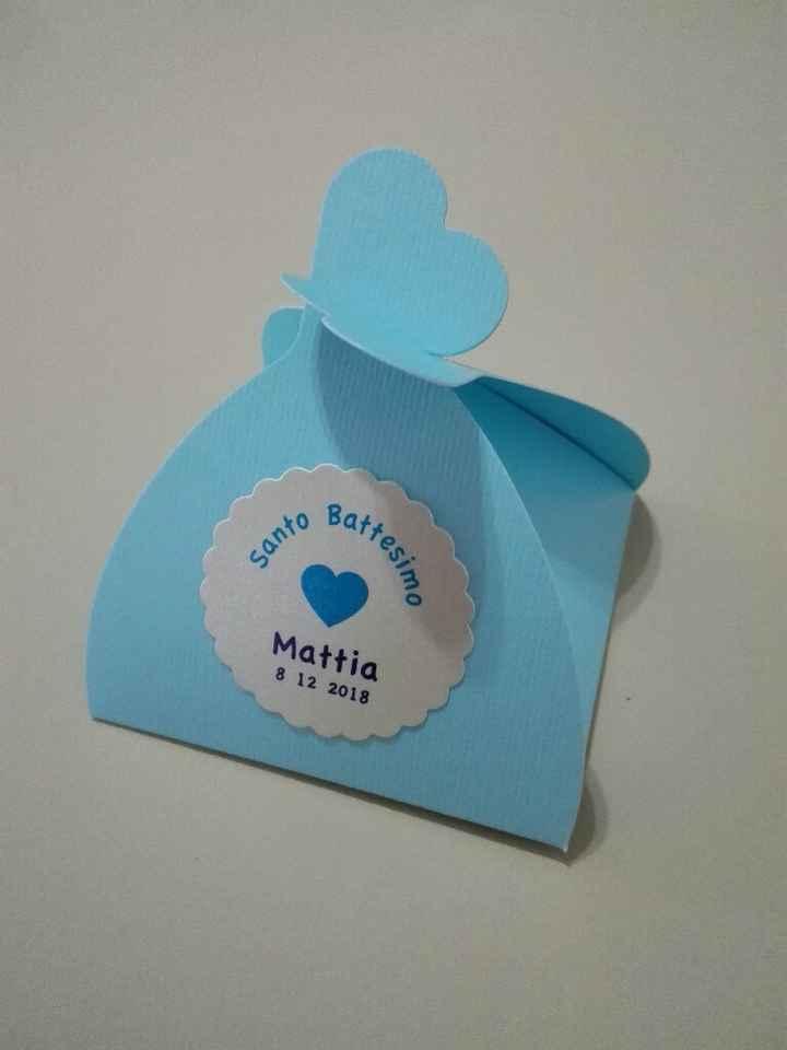 Preparazione sacchetti confetti - 2