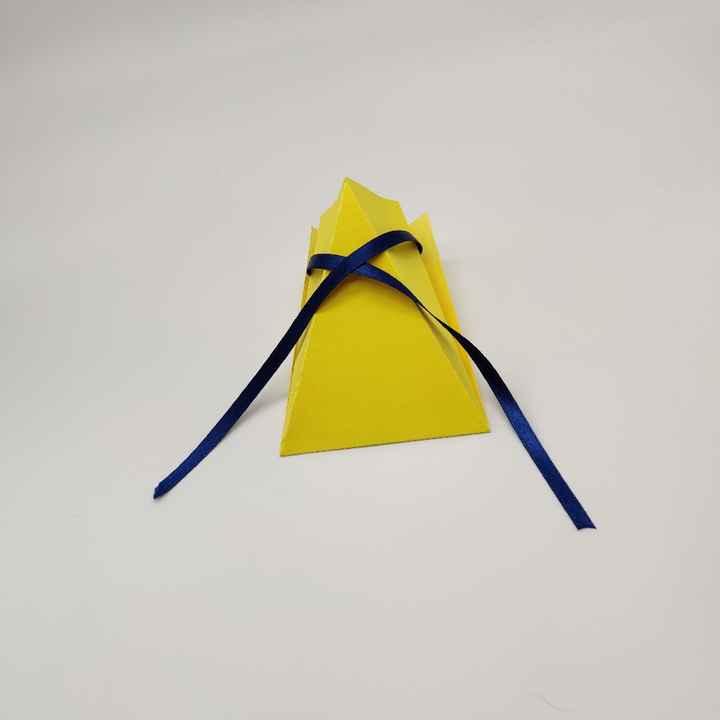 Portaconfetti semplici da realizzare - 7